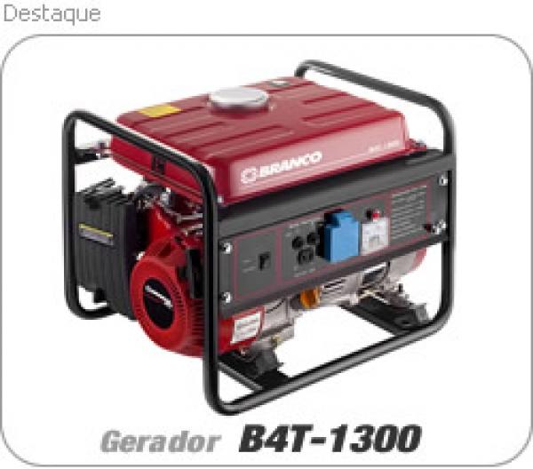 GERADOR BRANCO B4T-1300