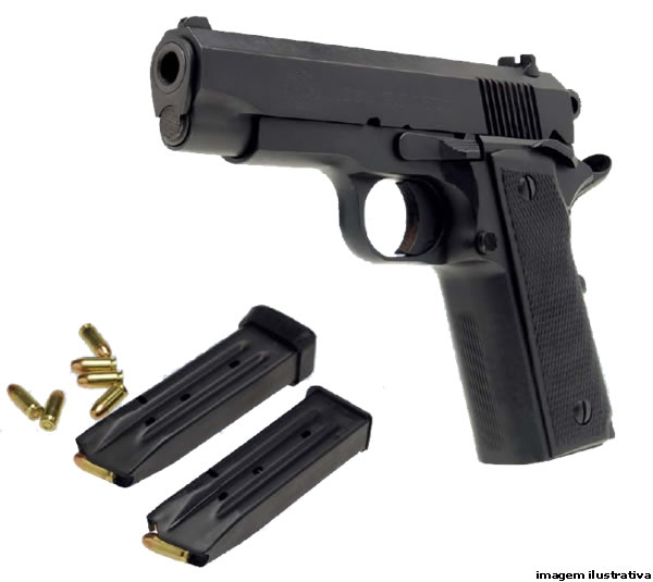 PISTOLA IMBEL MD1